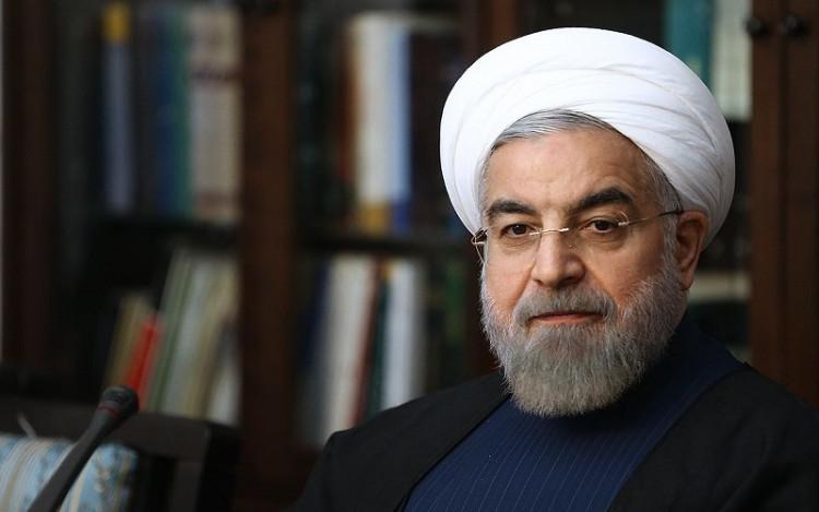 رسالت بورسی روحانی به رئیس بنیاد شهید